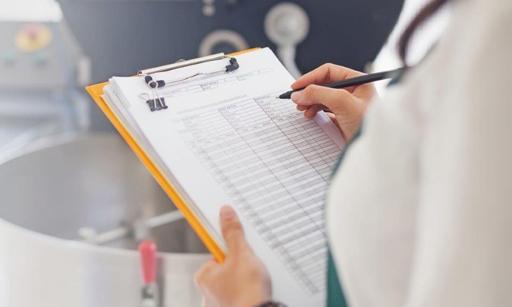 Legionella Checklist