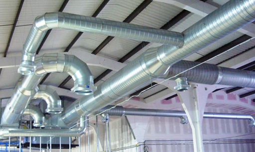Heating & Cooling Ducting