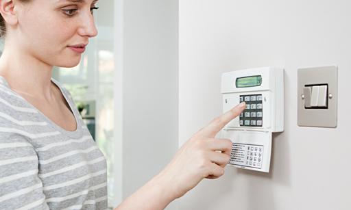 Electrical Services - Intruder Alarm